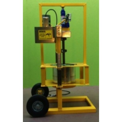 Nut Cracking Machine - 35lb per Hour