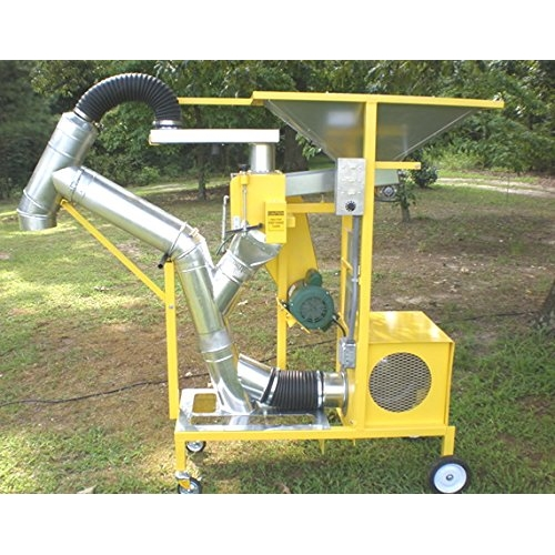 Nut Cleaning Machine-- For Pecans, English Walnuts & Peanuts
