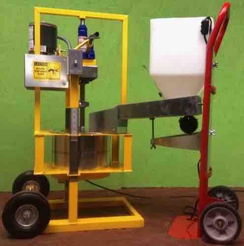 Nut Cracking Machine- 50lb per Hour