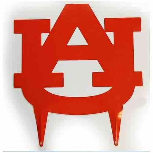 Auburn University Logo Yard Art
